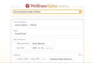 Who is the prime minister of Poland?